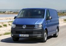 Volkswagen Transporter Fourgon 2017