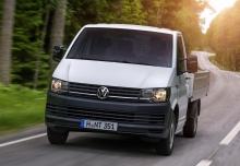 Volkswagen Transporter Châssis-cabine 2017