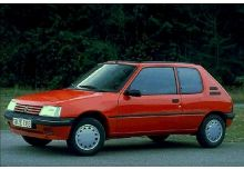 Peugeot 205 Berline 1985