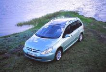 Peugeot 307 SW Break 2004