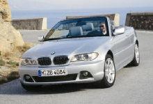 BMW Série 3 Cabriolet 2005