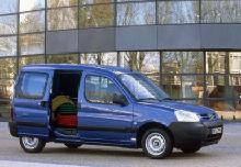 Peugeot Partner Fourgon 2005