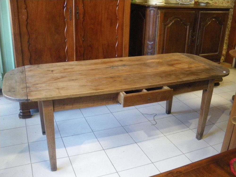 Achetez table de ferme occasion, annonce vente à Château-l ...