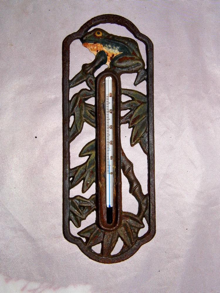 Depot achille d coration mon debarras maison - Grand thermometre de jardin ...