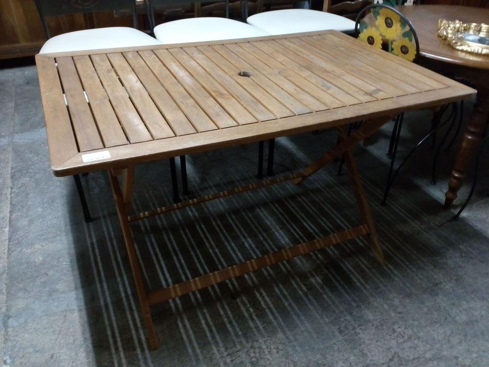 Achetez table de jardin occasion, annonce vente à Toulouse (31 ...