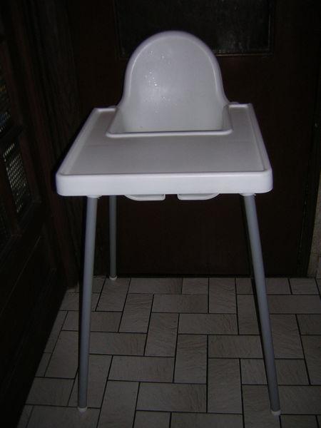 Chaise Haute Pour Bébé Ikéa