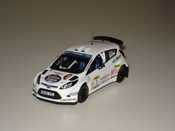 2011 Ourense S2000 Fiesta Ford Voiture Miniature TlFK13Jc