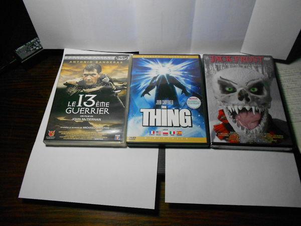 lot de3 DVD 28 Montauban (82)