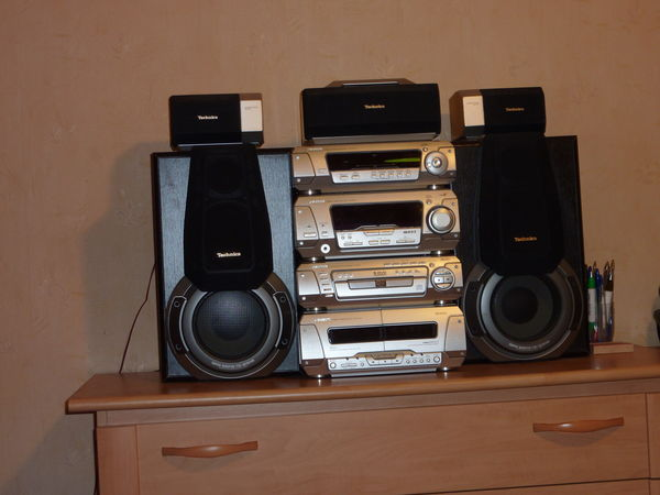 Chaine Hi-Fi / Home Cin�ma (64) - 230 €