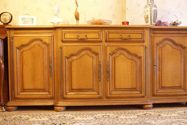 Achetez buffet de salon bois occasion, annonce vente à Massy (91 ...