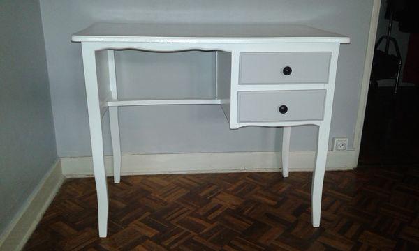 Achetez bureau en bois blanc occasion annonce vente à marmande 47