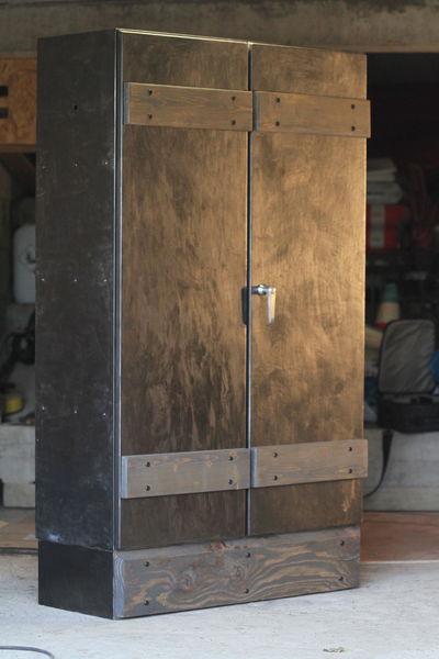 achetez armoire industrielle occasion, annonce vente à peaugres (07