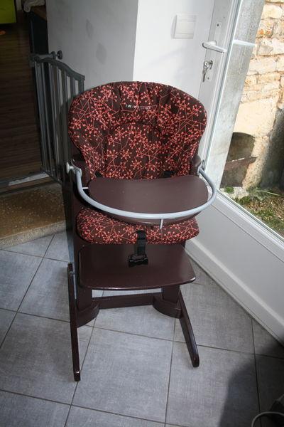 Achetez Chaise Haute Occasion Annonce Vente à Issoudun 36 Wb151206383