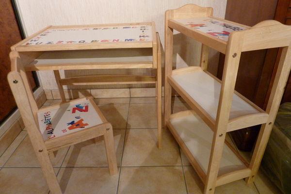 Achetez bureau chaise occasion annonce vente à briare