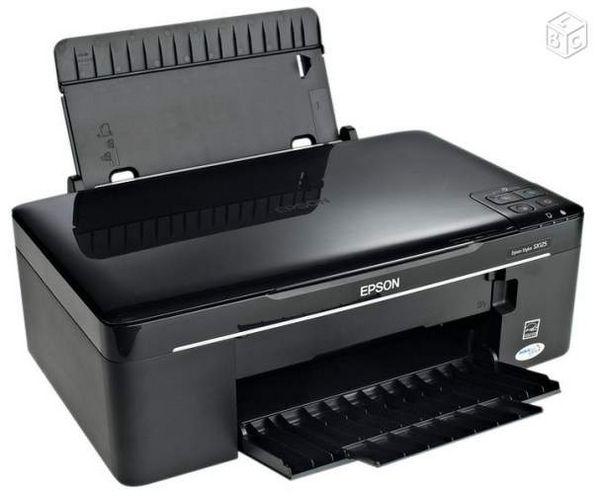 imprimante epson stylus sx125