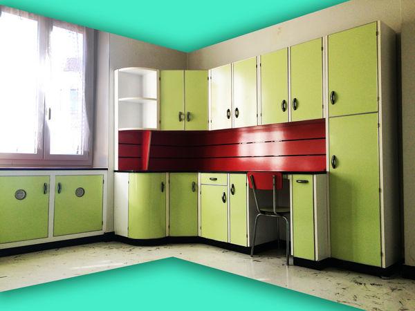 Achetez Cuisine Vintage Occasion Annonce Vente à Lyon 69 Wb151600419