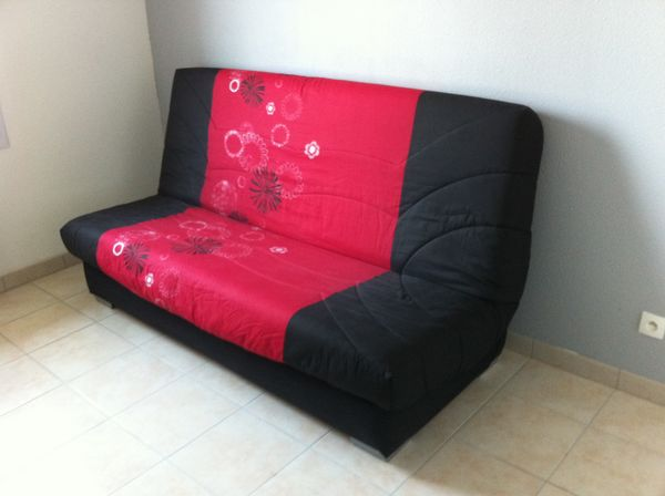 canap clic clac bon tat conforama meubles - Conforama Canape Clic Clac