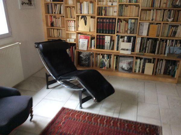 Chaise Longue Le Corbusier Lc4 Meubles