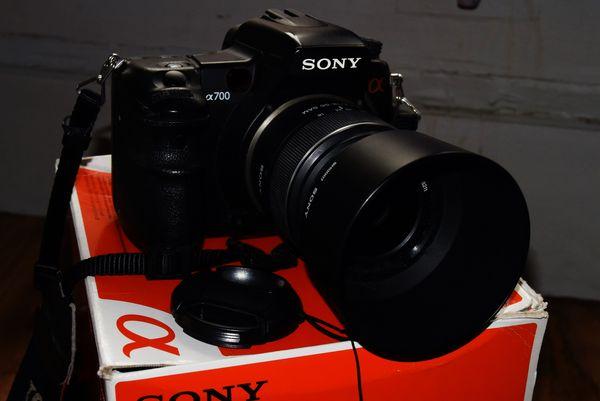 023a8003d6364a Appareil photo reflex sony A700 et objectif sony 18-55 Photos Video TV ...