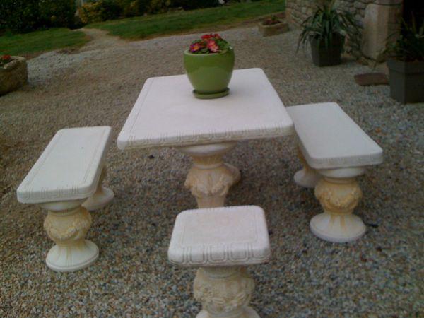 Achetez salon de jardin occasion, annonce vente à Quimperlé (29