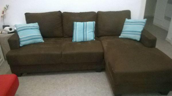 Achetez canapé d\'angle droit quasi neuf, annonce vente à Nice (06 ...