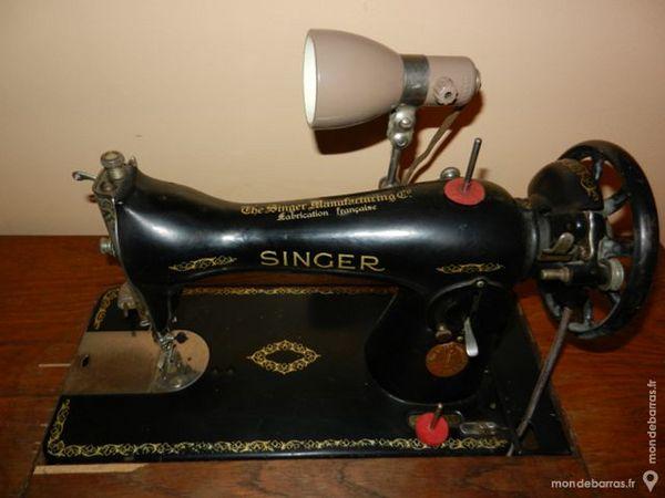 Ancienne Machine A Coudre Singer A Pedale achetez machine à coudre occasion, annonce vente à trets (13