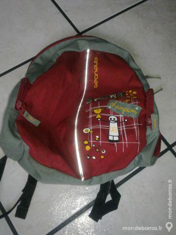 sac à dos Maroquinerie