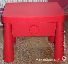 Achetez Table De Chevet Ikea Occasion Annonce Vente A Magny Le