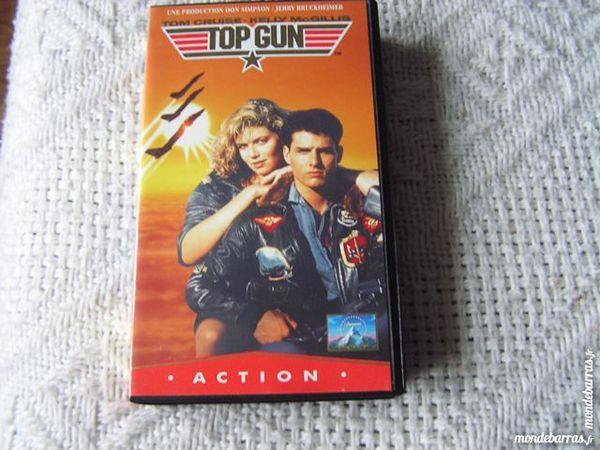 VHS - TOP GUN - 1 Brouckerque (59)