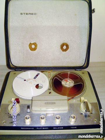 Magnétophone à bande