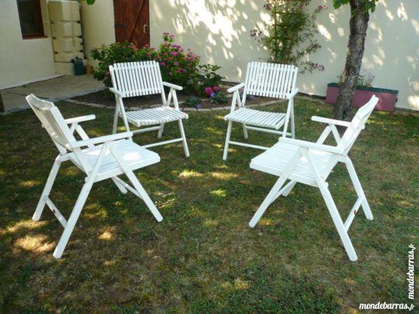 Achetez Salon De Jardin Occasion Annonce Vente à Belleneuve 21