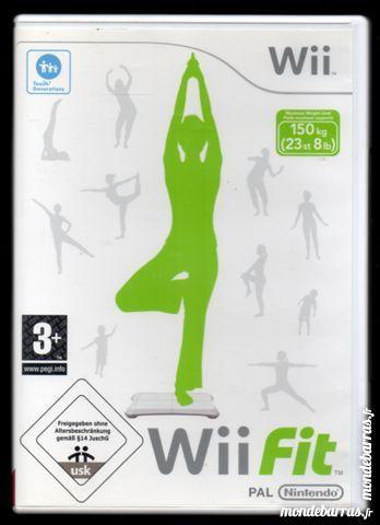 Wii Fit Consoles et jeux vidéos