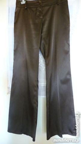 Achetez pantalon satin femme occasion 10079c8590c9