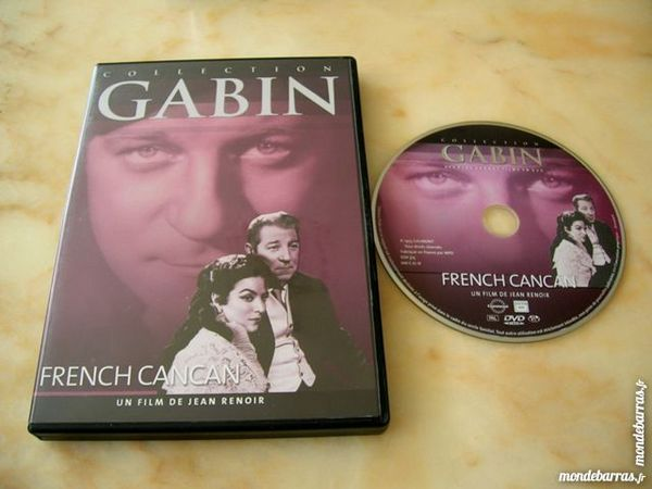 DVD FRENCH CANCAN - Jean GABIN