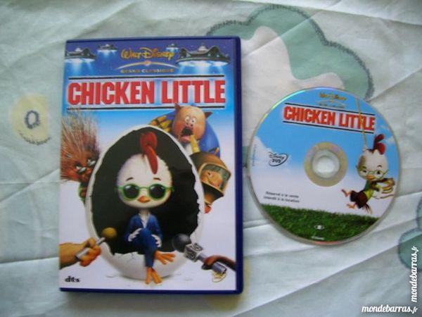 Occasion, DVD CHICKEN LITTLE - N° 82 - Walt DISNEY  ORIGINAL