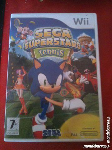 Jeu Wii 10 Salaise-sur-Sanne (38)