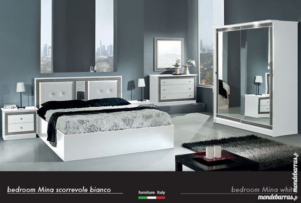 BELLE CHAMBRE ITALIENNE COMPLETE