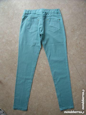 87a353b8ed63 Pantalon  eacute t eacute  toile T 36 Femme ...