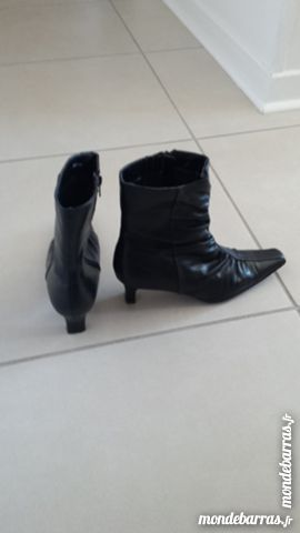 Achetez bottines femme quasi neuf, annonce vente à Le Puy-en-Velay ... d1c7f35bb3ce