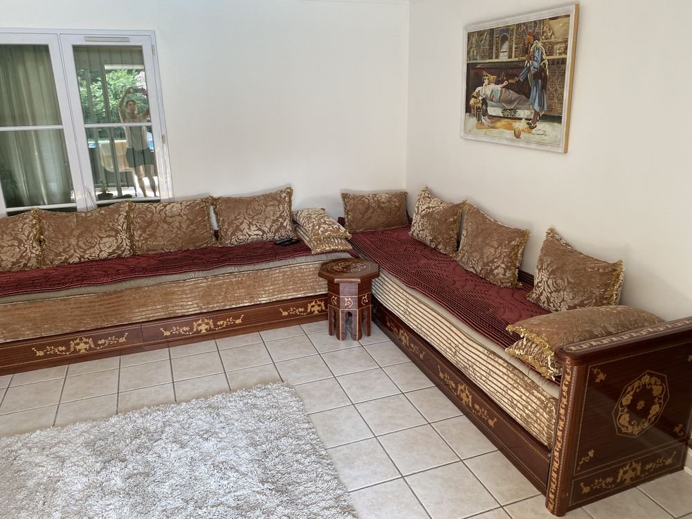 Achetez salon marocain occasion, annonce vente à Nimes (30) WB153772717
