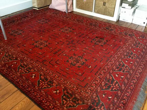tapis turc laine 100 fait main dcoration - Tapis Turc