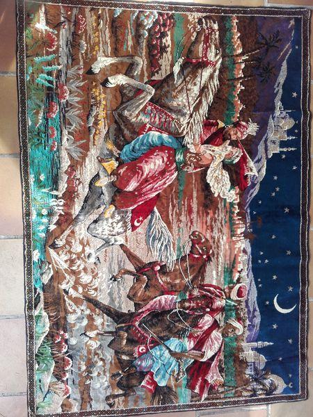 Achetez Tapis Mural Oriental Occasion Annonce Vente à Rochefort 17
