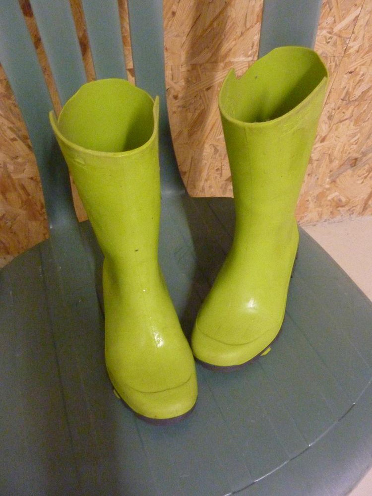design intemporel 3a665 d5f80 bottes de pluie décathlon