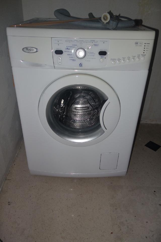 Achetez Lave Linge Whirlpool Occasion Annonce Vente à Paris 75