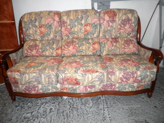 canap rustique tregrave - Canape Rustique