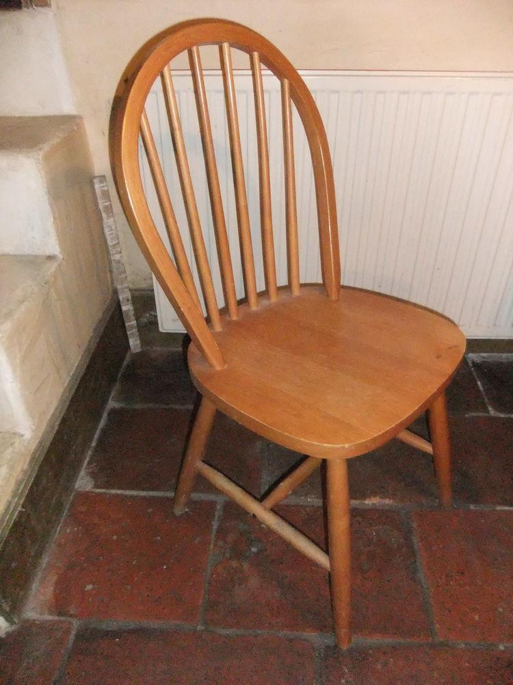 Chaise Bureau Bois Meubles