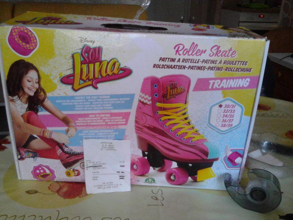 Jeux de patin a roulette soy luna line play game online