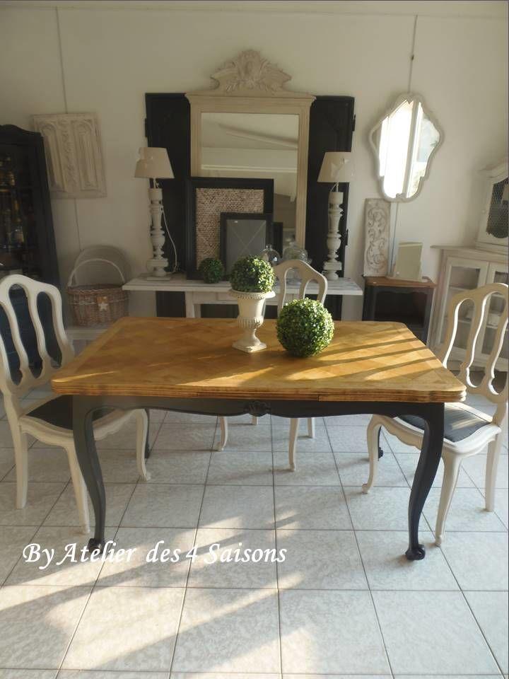 Achetez table vintage occasion, annonce vente à Houilles (78 ...