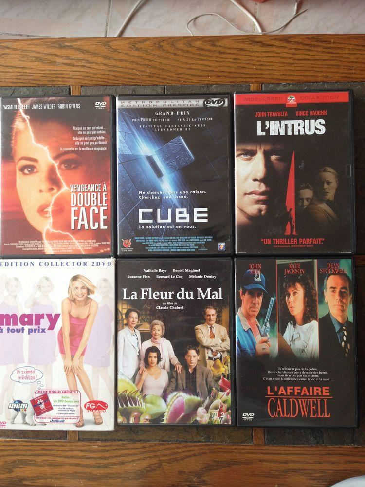 lot de 6 dvd 26 Sarcelles (95)
