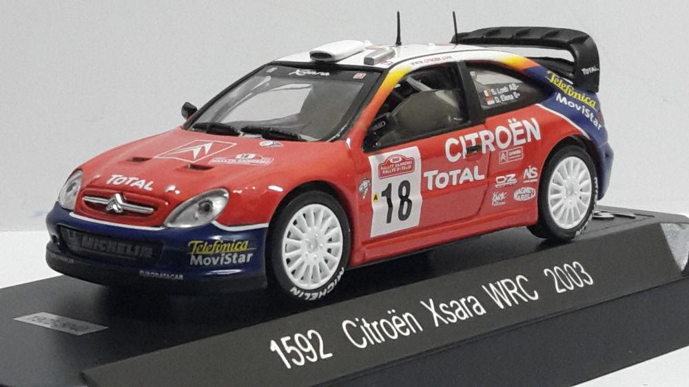 Xsara Champion 2003 Citroën Loeb' Wrc 'sébastien shdtQrC